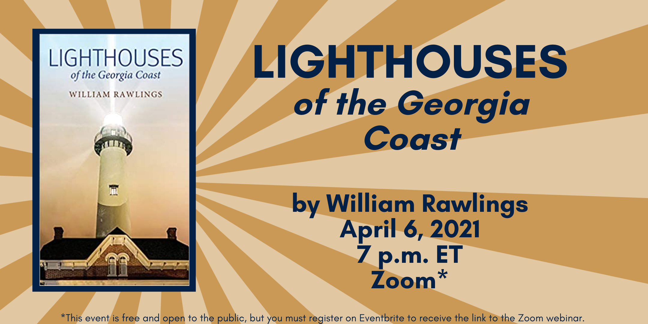 William Rawlings presents LIGHTHOUSES OF THE GEORGIA COAST