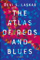 Book cover of The Atlas of Reds and Blues